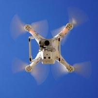 Drones para el control de plagas de roedores