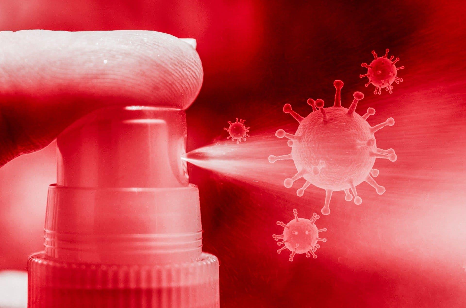 desinfeccion profesional del coronavirus